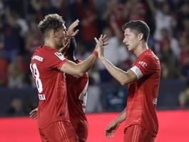 23-0! Merciless Bayern Munich crush amateur side in friendly