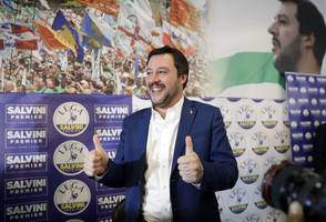 italian interior minister calls for new elections amid government deadlock