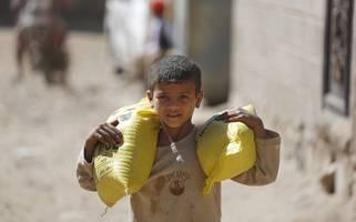 wfp to resume food aid in yemen's sanaa