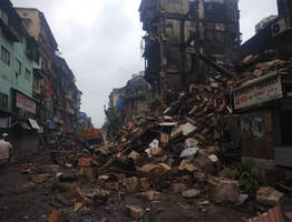 Mumbai: One feared dead in Crawford Market building demolition work