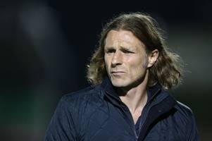 'a huge club' - gareth ainsworth wary of memorial stadium atmosphere as wycombe wanderers travel to bristol rovers
