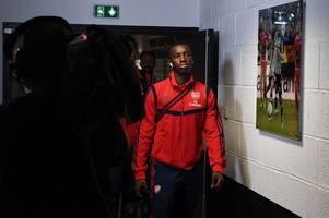 unai emery reveals his long-term plan for eddie nketiah after arsenal star's loan move