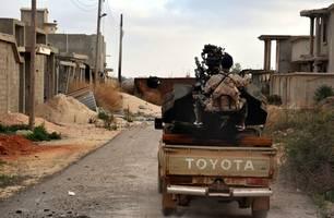 Car bomb kills 3 UN staff outside mall in Libya