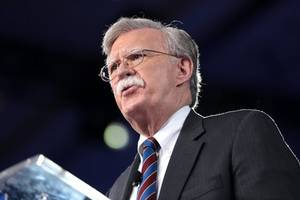 John Bolton arrives in UK to seek support on Iran and Huawei