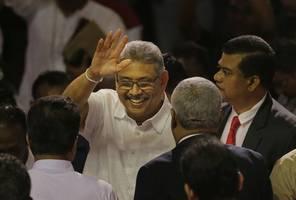 sri lanka election: former strongman mahinda rajapaksa's brother is running for president