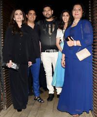 shloka mehta rocks the no-makeup look; stuns in casual attire in bandra