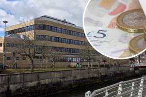 bridgend council's finances 'like being on the titanic'