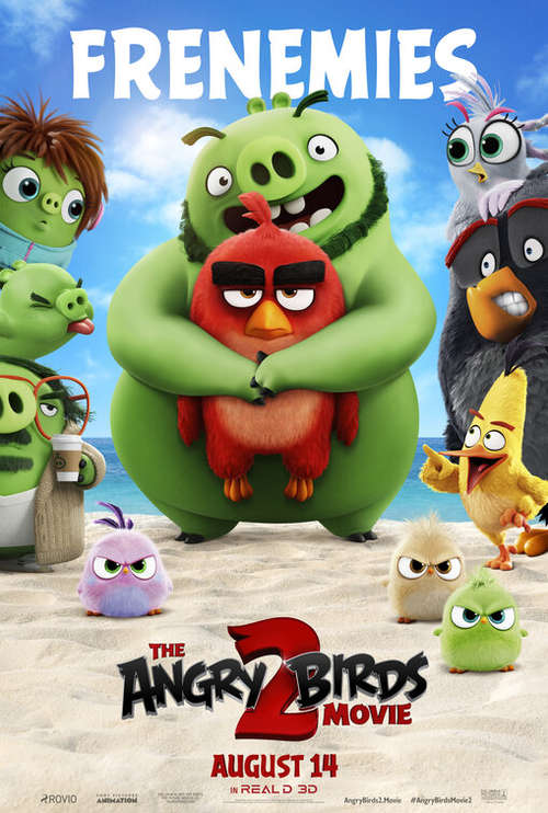 movie review: the angry birds movie 2