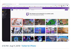Twitch Promoted Porn On Ninja's Old Channel To Over 14.7 Million Followers