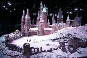 happy potter fans will love this halloween event from warner bros studios