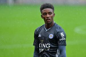 brendan rodgers explains demarai gray omission from leicester city's premier league opener