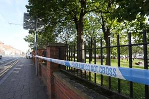Police release more details about suspected gun shot in Hyson Green