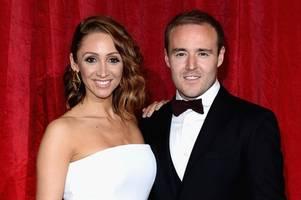 Coronation Street star Lucy-Jo Hudson pregnant one year on from Alan Halsall split