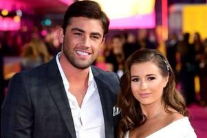 dani dyer 'tells boyfriend to propose' after jack fincham breaks silence on celebs go dating