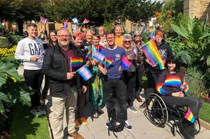Inaugural Yeovil Pride march will take place in town centre