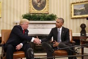 50,000+ sign petition to make Donald Trump's home address 'President Barack H. Obama Avenue'