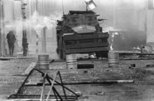 northern ireland: british troops moved in for the first time 50 years ago