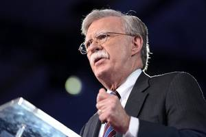 U.S. security adviser Bolton: 'We want to be helpful on Brexit'