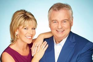 this morning's ruth langsford leaves studio after becoming upset about sister's death