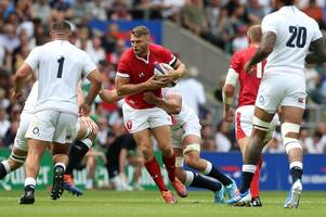 why dan biggar must not start another game before the rugby world cup