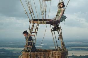 eddie redmayne, felicity jones drama 'the aeronauts' among new additions to toronto film festival lineup