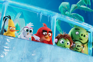 'The Angry Birds Movie 2' Film Review: Silly Sequel Will Engage Kids, If Not Their Parents