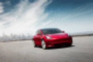 Tesla Model 3 owner implants key chip in forearm