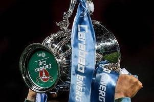 Carabao Cup draw ball numbers confirmed as Leicester City and Aston Villa enter competition