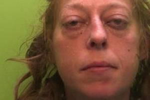 'drugged up' gemma peat jailed for setting fire to nottingham train station - causing £5.6million damage