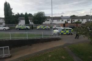 man seriously injured in birds bush road, tamworth stabbing