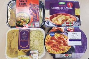 we reviewed ready meals at tesco, morrisons, asda and sainsbury's - here's what was best