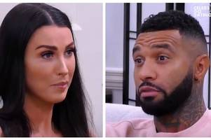 celeb's go dating viewers stunned as stokie glamour girl alice goodwin's husband jermaine pennant admits bizarre reason he cheats on women