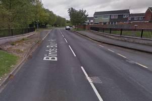 Man seriously injured after stabbing in Tamworth street