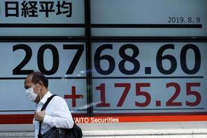 asian markets decline; cathay pacific continues its fall
