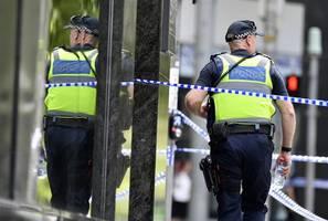 Man goes on knife rampage as he shouts 'Allahu Akbar' in Sydney