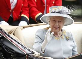 Royal Book Author Reveals UK Queen's Reaction to Guest's 'Penis ' Comment