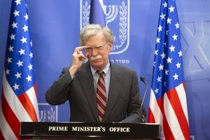 us adviser bolton courts brexit britain with a trade deal talk
