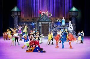 disney on ice returning to glasgow to celebrate '100 years of magic'