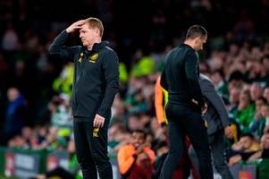 Neil Lennon rues 'crazy' Celtic defending as Hoops boss defends Callum McGregor selection