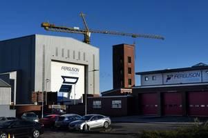 nicola sturgeon confirms snp ready to nationalise axe threat ferguson marine shipyard