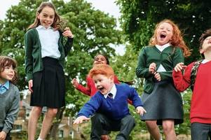 parents' £1.2billion bill as kids go back-to-schoool with most cash spent on uniforms and computer gear