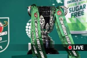 Carabao Cup 2nd round draw Live: Ball numbers and TV details as Cardiff City, Swansea City and Newport County await fate