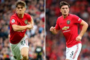 The Man Utd nicknames of Wales star Daniel James and ex-Leicester City man Harry Maguire revealed