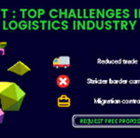 how will brexit impact the logistics industry? experts at infiniti examine the key challenges that logistics companies could face as a result of brexit
