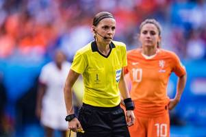 'we are not afraid' - female referee prepares to make history during liverpool vs chelsea