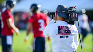 report: hbo discussing 'hard knocks' style show with alabama, penn state