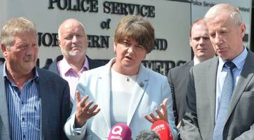 dup meets police over 'soldier f' band row