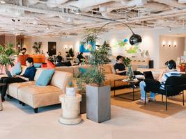 wework lays out its path to profitability –  and most of its options involve slowing its breakneck growth