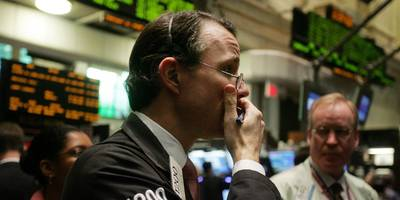 Stocks plummet as yield-curve inversion triggers recession fears