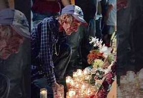 El Paso Victim's Husband Had No Family To Mourn With Until Public Responded In A Beautiful Way